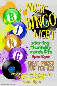 Copy of Bingo Night Flyer - Made with PosterMyWall (1)