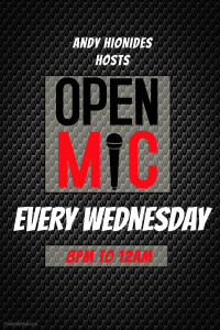 Copy of Open Mic Flyer - Made with PosterMyWall (2)