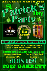 Copy of St Patricks Day - Made with PosterMyWall (2)