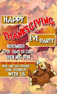 Copy of Thanksgiving Party 2017 - Made with PosterMyWall (4) (1)