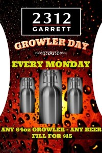 growler day
