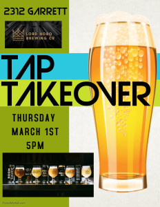 tap march